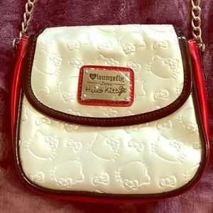 HELLO KITTY Lounge Fly crossover bag